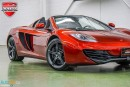 Used 2014 Mclaren mp4-12c Spider for sale in Oakville, ON