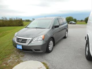 Used 2008 Honda Odyssey LX for sale in Cameron, ON