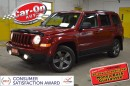 Used 2014 Jeep Patriot High Altitude Leather Sunroof for sale in Ottawa, ON