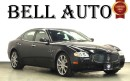 Used 2007 Maserati Quattroporte GT F1 FERRARI TRANSMISSION  SUNROOF - LEATHER INTE for sale in North York, ON