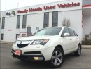 Used 2013 Acura MDX AWD | Leather | Sunroof |New Tires for sale in Mississauga, ON
