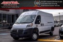 New 2017 RAM Cargo Van ProMaster NEW Car High Roof RearCam Cruise Bluetooth A/C 3 Seater Keyless Entry! for sale in Thornhill, ON