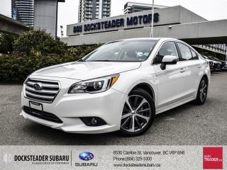 Used 2017 Subaru Legacy Sedan 2.5i Limited w/ Tech at for sale in Vancouver, BC