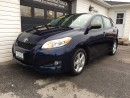 Used 2012 Toyota Matrix for sale in Kingston, ON