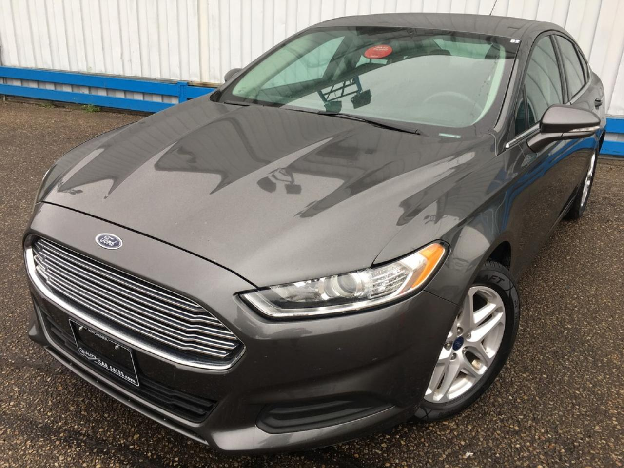 2015 Ford Fusion SE *BLUETOOTH*