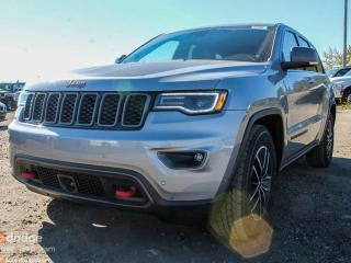 Used 2017 Jeep Grand Cherokee TRAILHAWK 4x4 for sale in Edmonton, AB