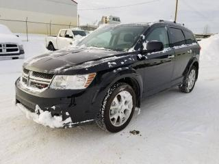 Used 2017 Dodge Journey GT for sale in Peace River, AB