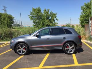 Used 2016 Audi Q5 2.0T Technik for sale in Woodbridge, ON