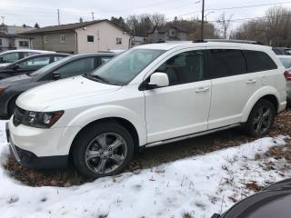 Used 2016 Dodge Journey Crossroad for sale in Bradford, ON