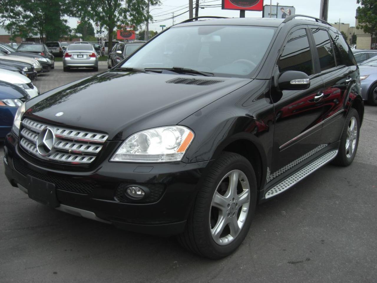 2008 Mercedes-Benz ML 320 CDI