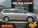 Used 2013 Toyota Sienna XLE AWD **HTD SEATS *LTHR *SUNROOF *Backup CAM for sale in Winnipeg, MB