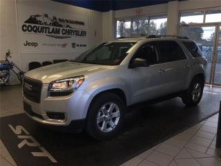 Used 2016 GMC Acadia SLE-1 for sale in Coquitlam, BC