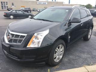 Used 2012 Cadillac SRX Luxury for sale in Windsor, ON