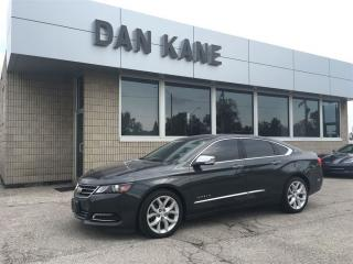 Used 2014 Chevrolet Impala LTZ for sale in Windsor, ON
