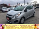 Used 2015 Chevrolet Spark LT GAS SIPPER! for sale in Stoney Creek, ON