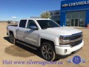 Used 2017 Chevrolet Silverado 1500 High Country for sale in Shaunavon, SK