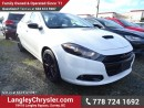 New 2016 Dodge Dart GT for sale in Surrey, BC