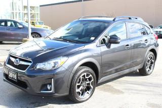 Used 2016 Subaru XV Crosstrek Limited Pkg CVT for sale in Langley, BC