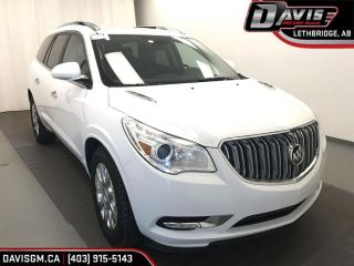 Used 2017 Buick Enclave Premium for sale in Lethbridge, AB