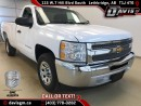 Used 2012 Chevrolet Silverado 1500 LT-2WD, 20/40/20 Split Bench Seat, Bluetooth for sale in Lethbridge, AB