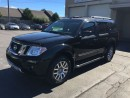Used 2010 Nissan Pathfinder LE AWD 7-PASS/LEATHER/ROOF CALL BELLEVILLE $201.49 for sale in Picton, ON