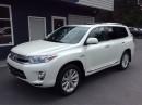 Used 2011 Toyota Highlander Hybrid Limited for sale in Parksville, BC
