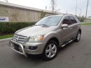 Used 2006 Mercedes-Benz ML-Class ML500 ***SOLD*** for sale in Etobicoke, ON
