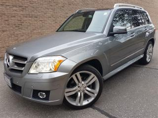 Used 2010 Mercedes-Benz GLK-Class GLK350 4MATIC_Navigation-Very clean for sale in Mississauga, ON