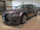 Used 2016 Lexus GS 450H HYBRID HYBRID/Luxury Package for sale in Richmond, BC