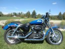 Used 2008 Harley-Davidson Sportster 1200 XL 1200 R for sale in Blenheim, ON