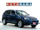 Used 2013 BMW X3 xDrive 28i NAVIGATION LEATHER PANORAMIC SUNROOF AW for sale in North York, ON