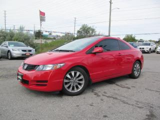 Used 2009 Honda Civic EX-L for sale in Newmarket, ON