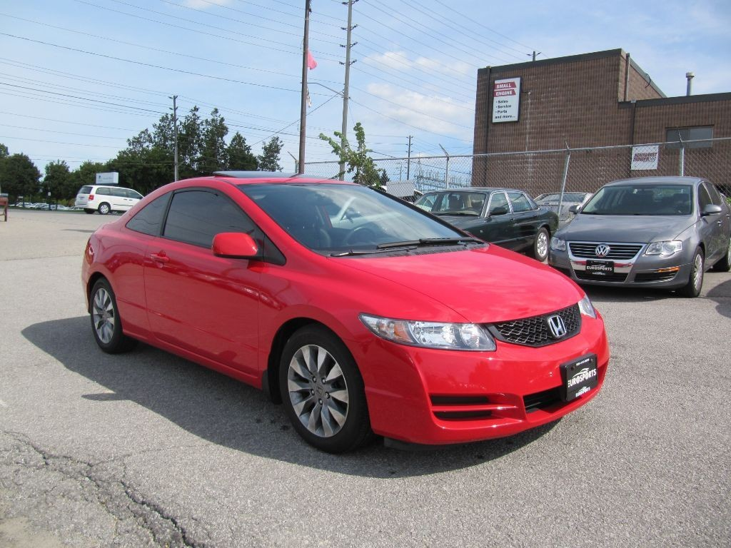 used 2009 honda civic ex l for sale in newmarket ontario. Black Bedroom Furniture Sets. Home Design Ideas