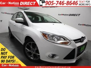 Used 2013 Ford Focus SE  WE WANT YOUR TRADE  LOCAL TRADE  for sale in Burlington, ON