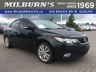 Used 2010 Kia Forte SX for sale in Guelph, ON