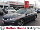Used 2013 Honda Accord EX-L | ALLOYS | LEATHER | NAVI for sale in Burlington, ON