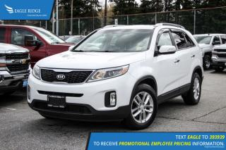 Used 2014 Kia Sorento LX V6 Heated Seats and Satellite Radio for sale in Port Coquitlam, BC