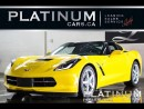 Used 2014 Chevrolet Corvette Stingray w/3LT Pkg, for sale in North York, ON