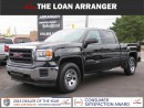 Used 2014 GMC Sierra 1500 Base Crew Cab 4WD for sale in Barrie, ON