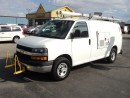 Used 2009 Chevrolet Cargo Van Cargo Cummins on Board Generator for sale in Brantford, ON