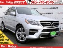 Used 2014 Mercedes-Benz ML-Class ML350 BlueTEC 4MATIC| NAVI| PANO ROOF| for sale in Burlington, ON