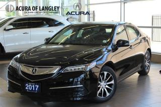 Used 2017 Acura TLX 2.4L P-AWS w/Tech Pkg for sale in Langley, BC