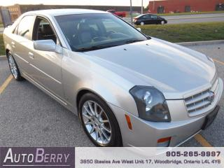 Used 2007 Cadillac CTS 3.6L for sale in Woodbridge, ON