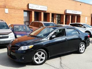 Used 2012 Toyota Corolla LE for sale in North York, ON