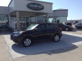 Used 2013 Toyota RAV4 AWD / 6 MONTHS NO PAYMENTS for sale in Tilbury, ON