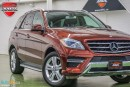 Used 2013 Mercedes-Benz ML-Class ML 350 BlueTEC -SALE PENDING- for sale in Oakville, ON
