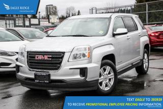 Used 2016 GMC Terrain SLE-1 Satellite Radio and Backup Camera for sale in Port Coquitlam, BC