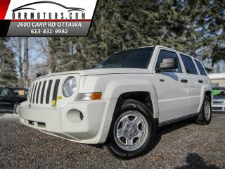 Used 2009 Jeep Patriot Sport 2WD for sale in Stittsville, ON