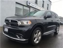 Used 2015 Dodge Durango Limited Navigation, Only 27, 000 KMS !!! for sale in Concord, ON