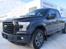 Used 2016 Ford F-150 XLT 4x4 SuperCab Styleside 6.5 ft. box 145 in. WB for sale in Peace River, AB
